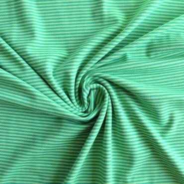 Bavlněný el. úplet – zelený