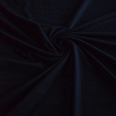 Micromodal elastický – černý 60 cm