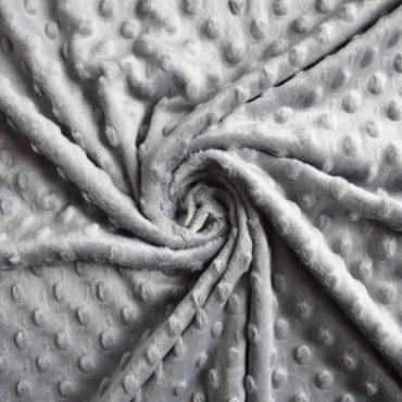 Minky šedé – light grey/silver