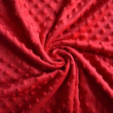 Minky červené