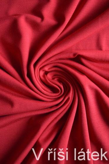 Micromodal elastický – červený – silnější