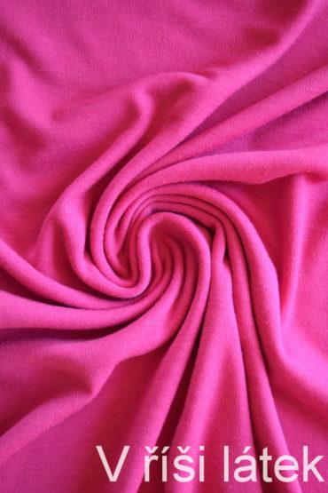 Oboulícní 100% MERINO vlna – růžová