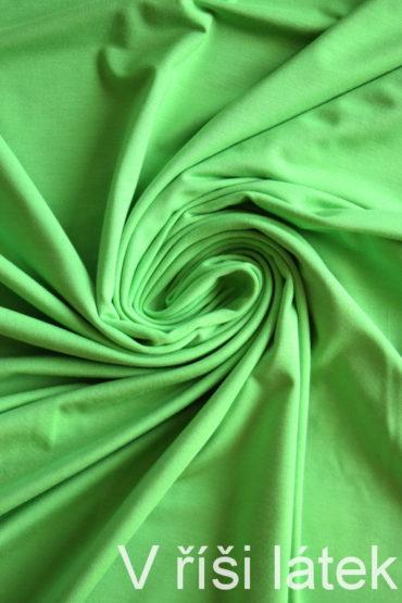 Micromodal elastický – zelený